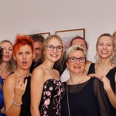Vocativ beim Ball
